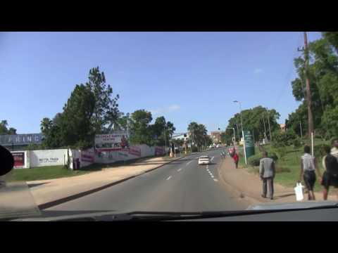 Swaziland: Driving through the Kingdom of His Majesty Mswati III