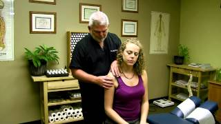 Chiropractic Adjustment For Shoulder Problems, Austin Chiropractor Jeff Echols
