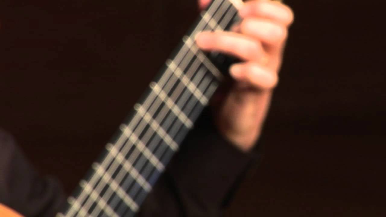 Gary Ryan plays Piazzolla