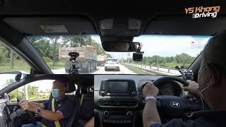 Hyundai Kona Turbo Quick Review \u0026 Test Drive - It's Quite a Fun Car! | YS Khong Driving