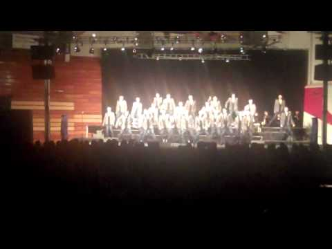 "Mt. Zion High School ""Swingsations"" 2010-Fourth Number-Getting Ready"