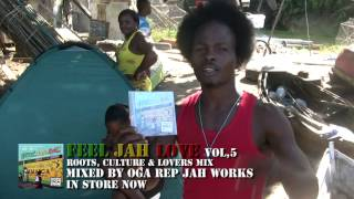 FEEL JAH LOVE VOL.5 SHOUT(2)