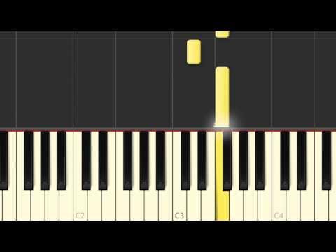 CUAN GRANDE ES EL TUTORIAL EN PIANO