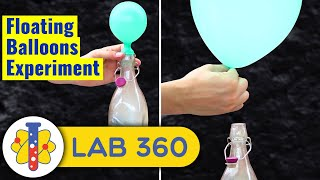BRILLIANT LIFE HACKS WITH BALLOONS | Science Experiments | Lab 360