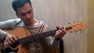 Cao thủ fingerstyle guitar!