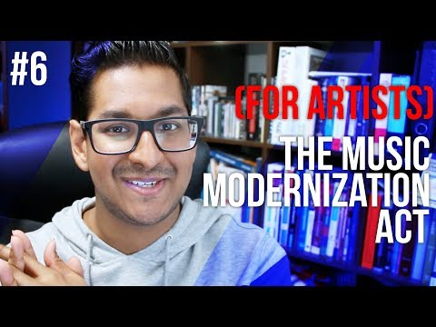 Music Modernization Act (For Artists 2019) Mp3