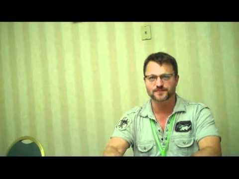STEVE BLUM INTERVIEW ON HIS WORK IN THE GAMING INDUSTRY