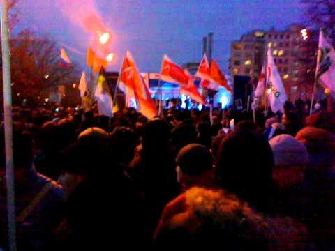 Митинг на Болотной площади 10 декабря 2011 года (Ролик 12)