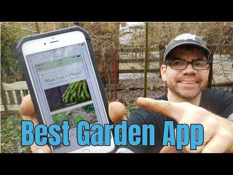 The Best Gardening App - My Favorite FREE Garden App That I Love!
