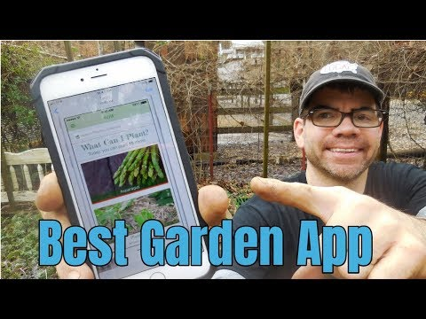 The Best Gardening App - My Favorite FREE Garden App That I Love!