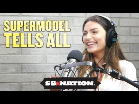 SI Swimsuit's Alyssa Miller on Bodypainting, Penis Sashimi, and Asses
