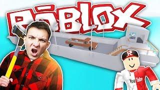 ROBLOX #9: VÝPRAVA LODÍ A NEJLEPŠÍ KÁRA! | HouseBox