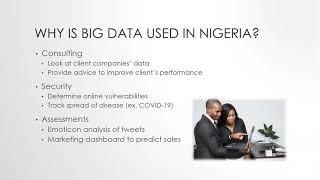 E4 - Nigeria & Big Data