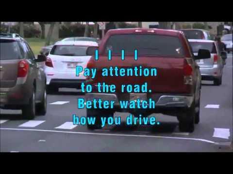 Traffic Safety Karaoke Contest - JT