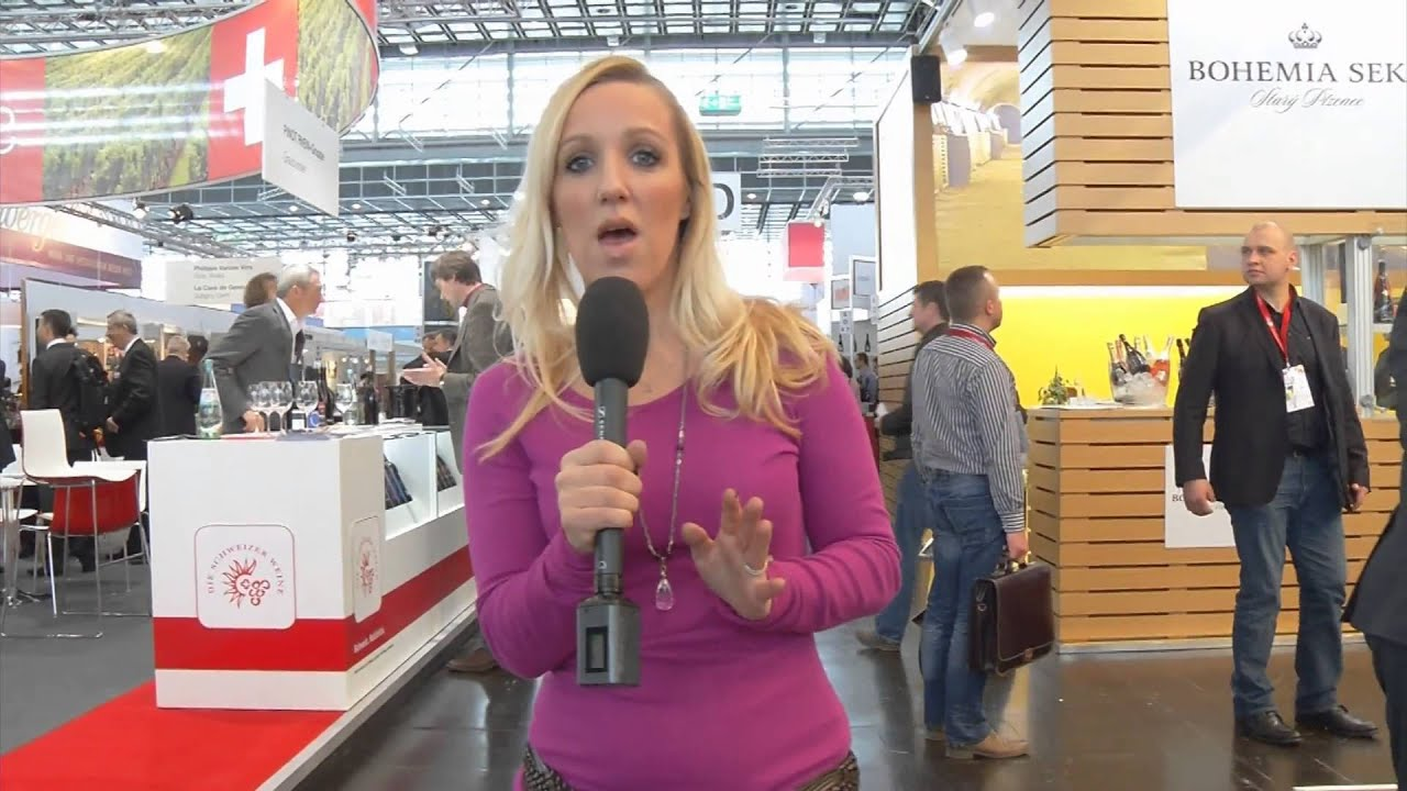 ProWein 2013: Trade fair visitors welcome you at ProWein