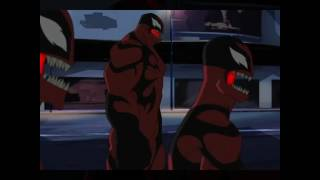 Клип великий человек паук под песню hero-skillet .Карнаж атакует