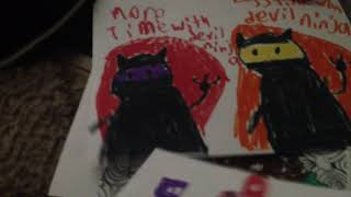 Devil ninja fan art