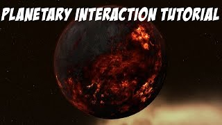 EVE Online:  Planetary Interaction Guide For Big Isk