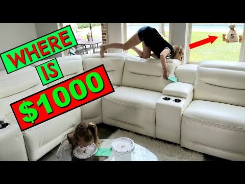 Find $1000 HIDDEN In Our HOUSE💲💚