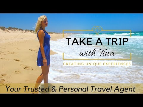 Take a Trip with Tina - Your Trusted And Personal Travel Agent