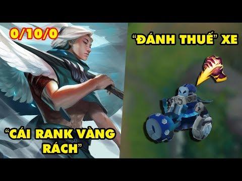 TOP 5 HÀNH VI XẤU trong rank ảnh hưởng team bị cộng đồng LMHT Việt Nam cực ghét