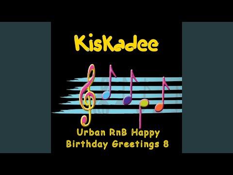 RnB Happy Birthday Ashlin