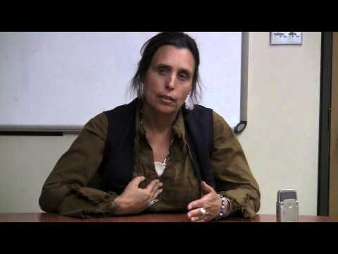 Power Shift 2012 - Winona LaDuke Interview (part 1)