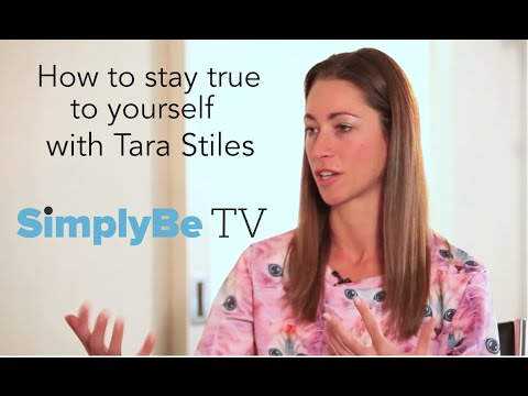 Tara Stiles - On Staying True to Yourself