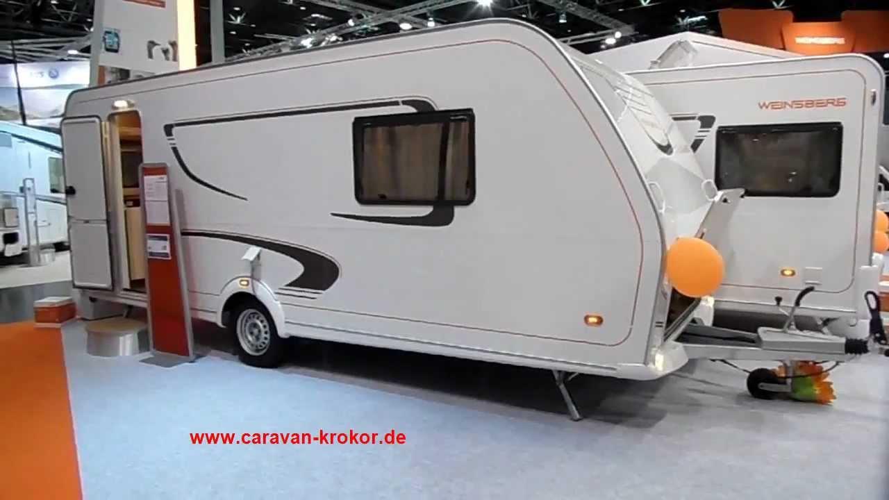 weinsberg caraone 500 xd mod 2013 caravan wohnwagen camper youtube. Black Bedroom Furniture Sets. Home Design Ideas