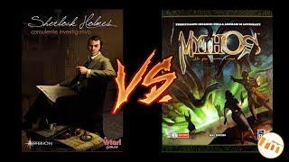 Recensioni Minute Vlog [107] - Sherlock Holmes vs Mythos