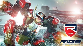 Virtual Reality: The Future of Sport?! - RIGS: Mechanized Combat League