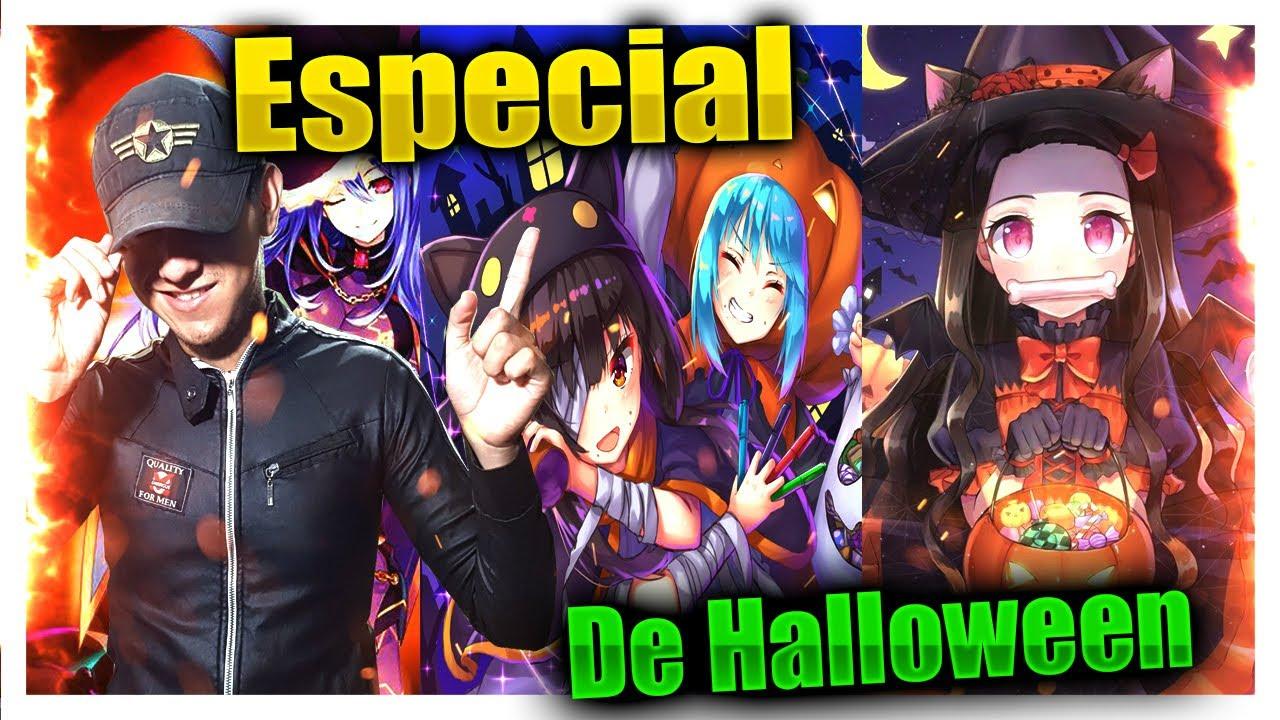 Este será el mejor y peor Directo de la Vida XD (Especial de Halloween)