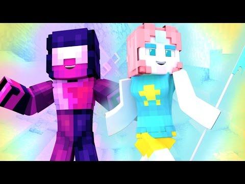 Steven Universe - THE CRYSTAL GEMS! (Minecraft Steven Universe Roleplay) #2