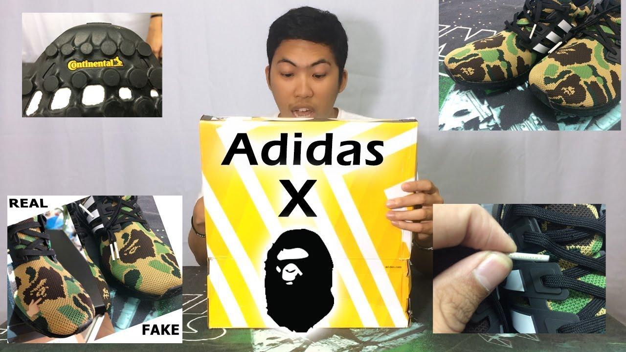 FAKE ADIDAS ULTRABOOST X BAPE FROM