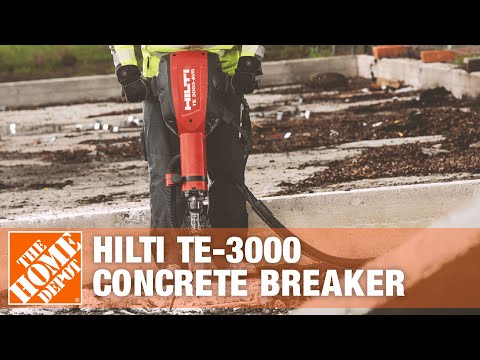 Rent the Hilti TE-3000 Concrete Breaker