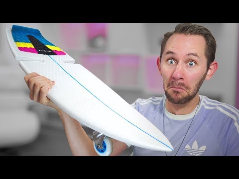 Thumbnail: Land Surfboard!? | DOPE or NOPE?