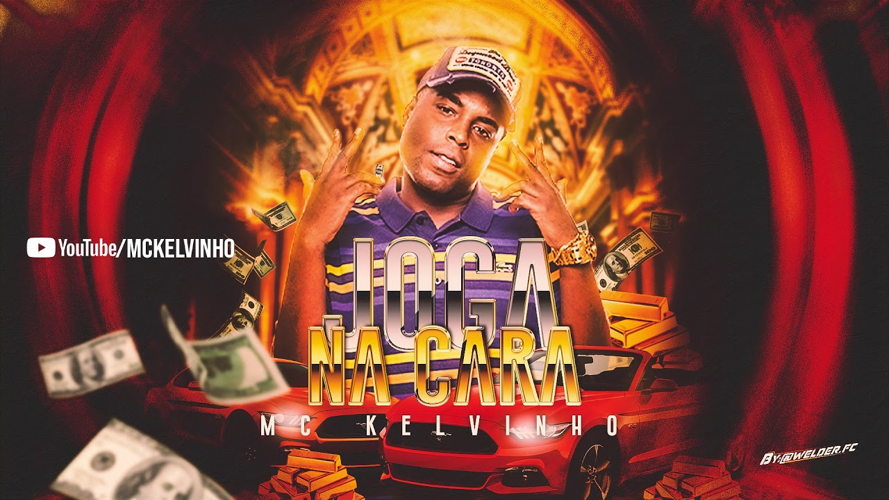 MC Kelvinho - Joga na Cara (DJ GH)