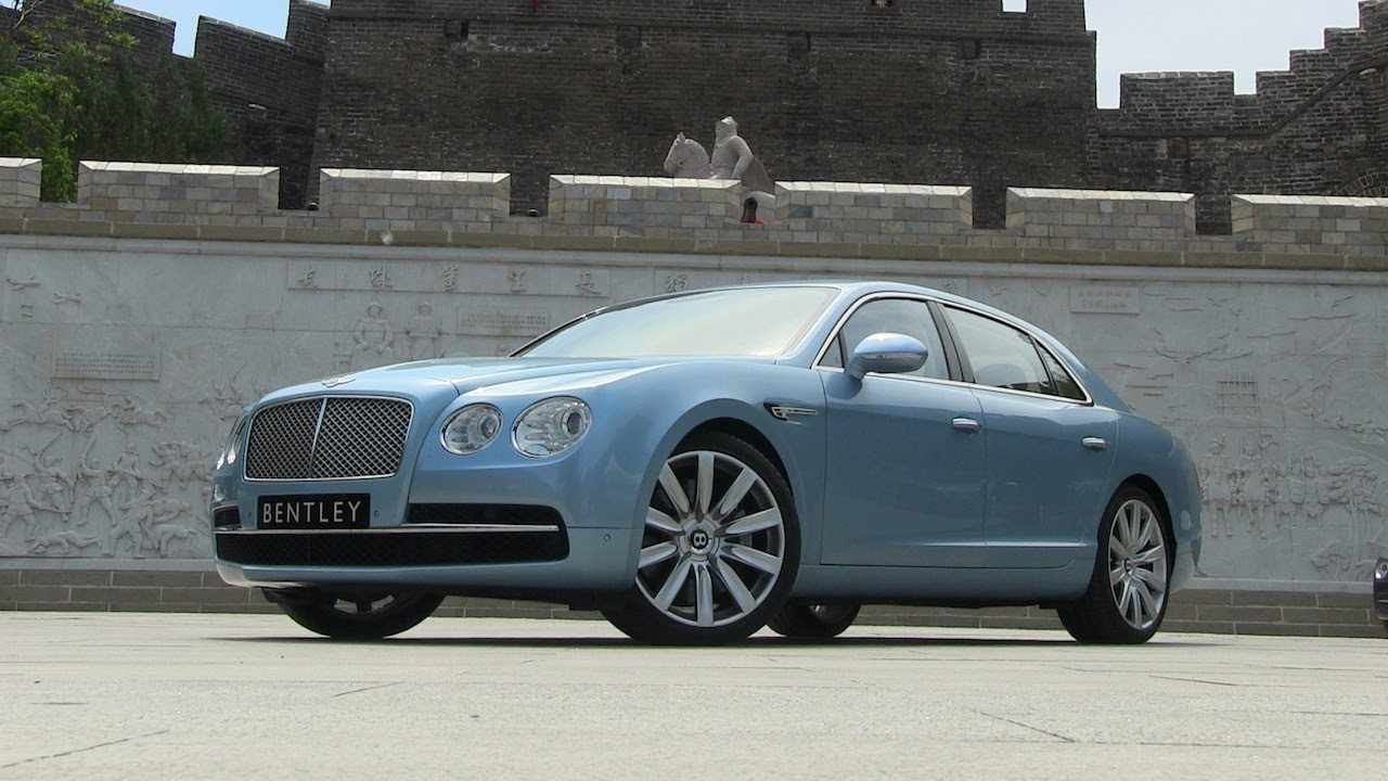 2014 bentley flying spur review: driving the most powerful bentley
