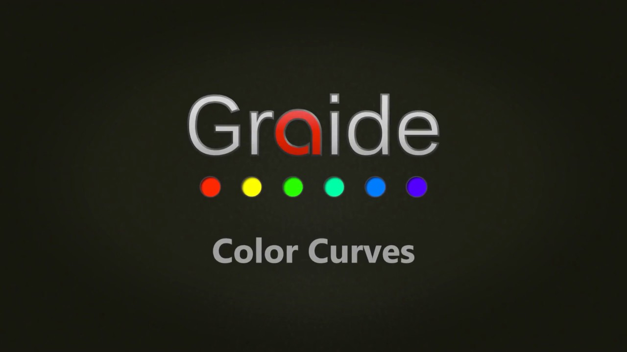 Graide Color Curves Trailer
