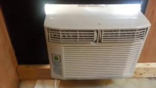 Installing Wall/window Ac In Camper