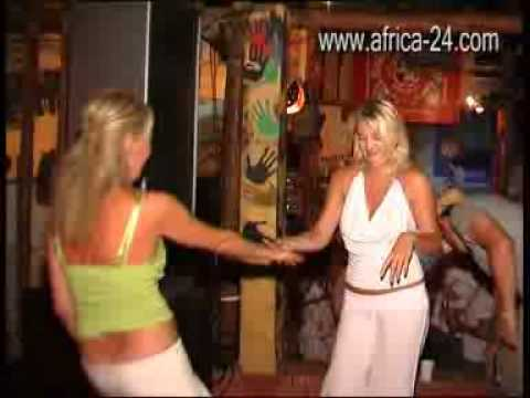 Dino's Beach Bar Tofo Mozambique - Africa Travel Channel