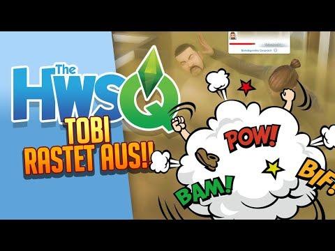SIMS 4: HWSQ 💛 041: Tobi RASTET aus