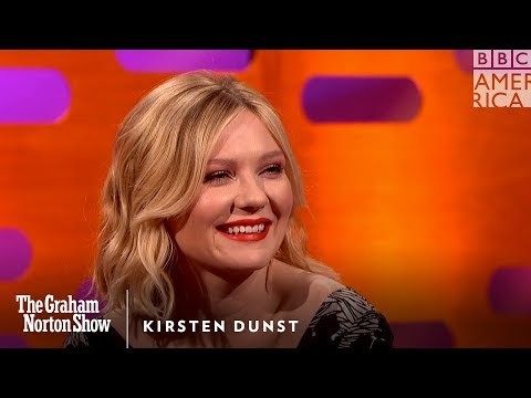 What Kirsten Dunst Gets From Tom Cruise Every Year  The Graham Norton