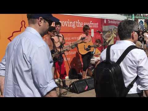 Street Band - Brighton
