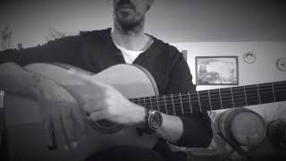 Flamenco Rasgueado Tutorial - 'Abanico' technique