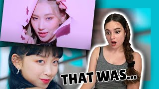 FIRST TIME REACTING TO SECRET NUMBER(시크릿넘버) Who Dis?