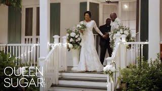 Behind the Scenes: Hollywood and Violet's Wedding   Queen Sugar   Oprah Winfrey Network