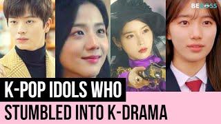 4 Famous K-Pop Idols Who Appeared In K-Dramas