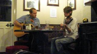 Orange Blossom Special - Bluegrass Fiddle & Guitar