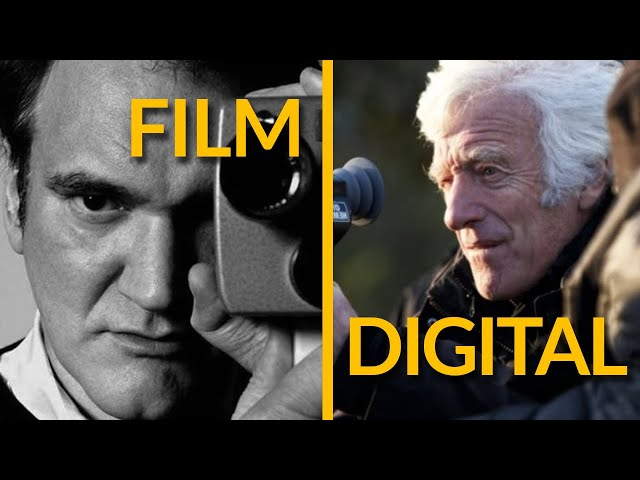 Quentin Tarantino and Roger Deakins Polarizing Opinions on Film VS Digital